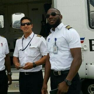 See Photo of the pilot and co-pilot that died in the Lagos Helicopter Crash