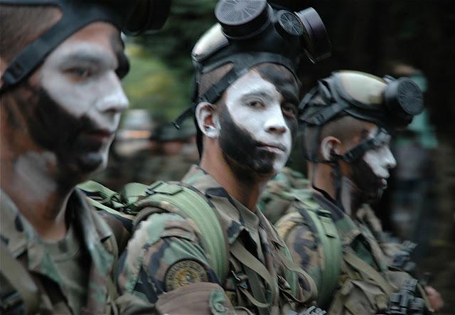 Ejército colombiano por Hachero