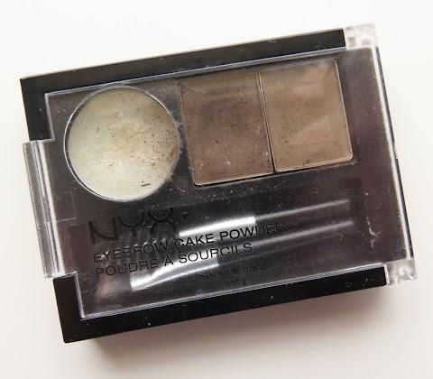 NYX Eyebrow Cake Powder Antakių šešėliai/dažai