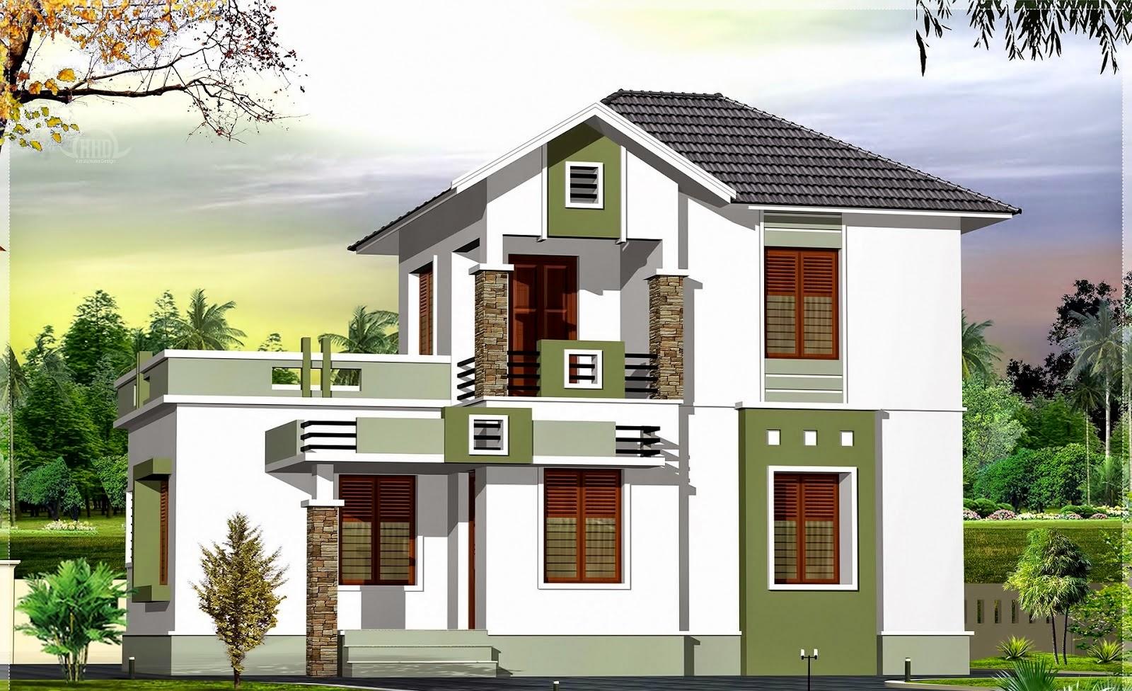 109 Gambar Rumah Minimalis 2 Lantai Bagian Belakang Gambar Desain Rumah Minimalis