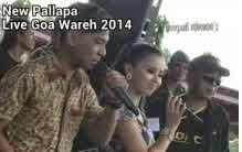 All Artis New Pallapa - Goyang Morena (Goa Wareh 2014)