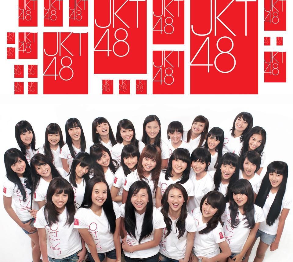 JKT48 Foto Girl Band Indonesia