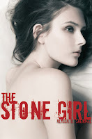 Book cover of The Stone Girl by Alyssa B. Sheinmel