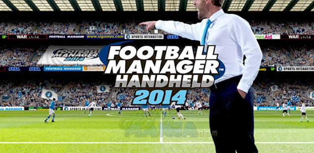 Football Manager Handheld 2014 (Android) İndir