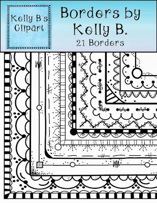 http://www.teacherspayteachers.com/Product/Borders-by-Kelly-B-Set-1-1032643