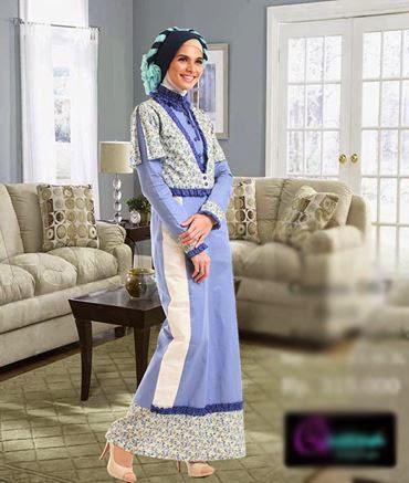 Mode femme voilée 2015