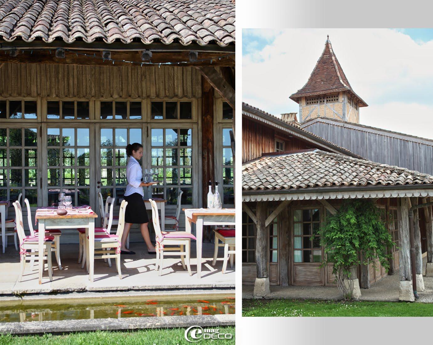 La Table du Lavoir, deuxième restaurant des Sources de Caudalie