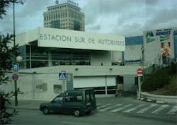 Enlace Web Estación Sur de Autobuses