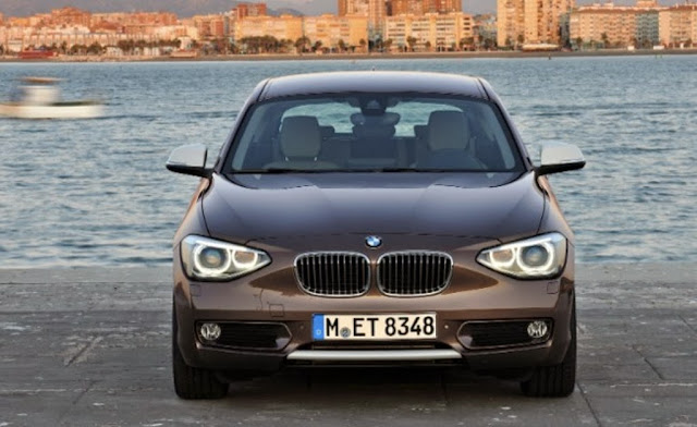 BMW 1-Series Sedan Car Wallpapers