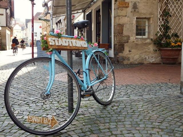 Osnabrück Altstadt Radtour Kultur Stadtkind
