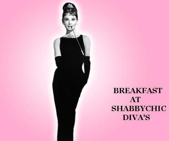 Breakfast at ShabbyChic Diva's