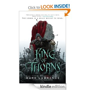 REVIEW: King of Thorns by Mark Lawrence | Speculative Book Review