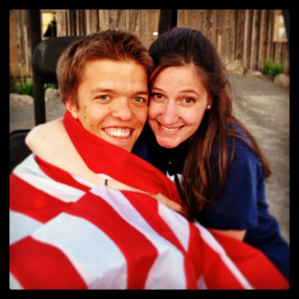 Zach Roloff Girlfriend Tori http://spiritswander.blogspot.com/