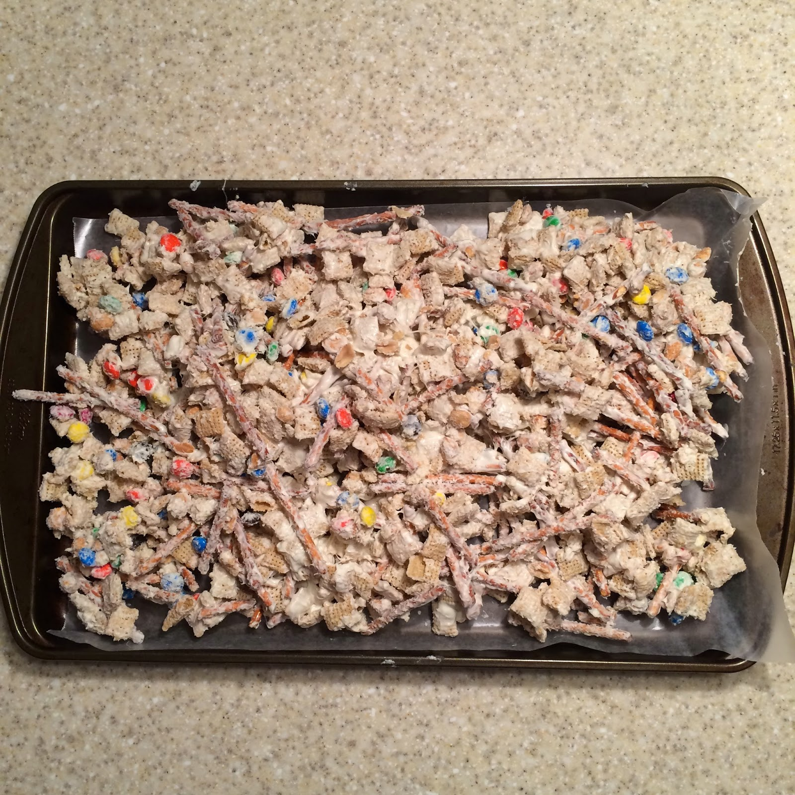 Christmas Crack, Project Soiree, Recipe