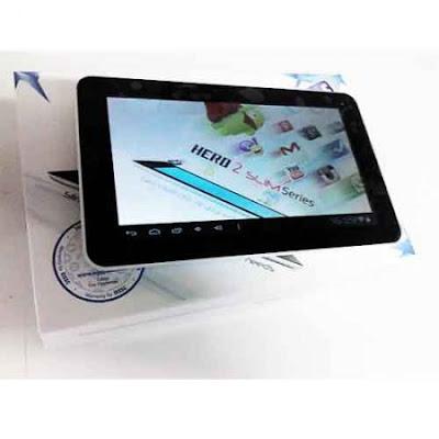 Eggpadz Hero 2 SLIM - Harga Spesifikasi Tablet Android Di Bawah 1 Jutaan - Berita Handphone