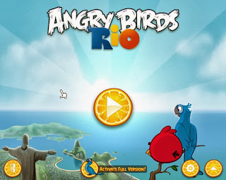 Angry Birds Rio FLASH GAME