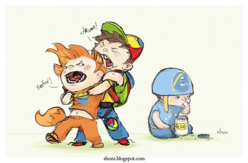 Browser War Is On!!