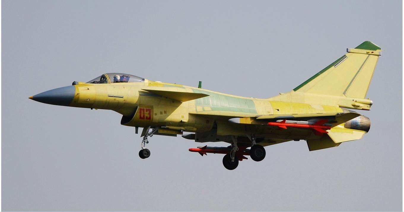 China's PLAAF J-10B 4.5 Generation Fighter Jet - ASIAN DEFENCE
