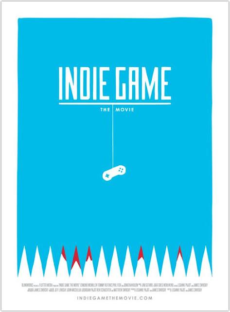 Indie Game the movie DVDRip Documental sobre videojuegos Descargar