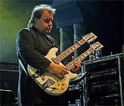 Concierto de The Steve Rothery Band