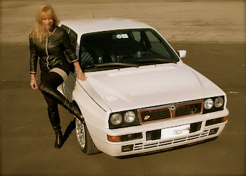 LANCIA DELTA INTEGRALE LIMITED EDITION