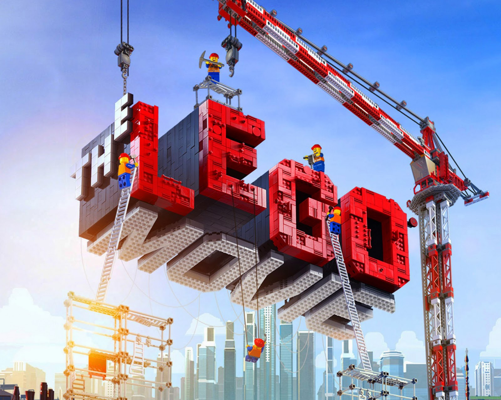 Lego Movie 2014 HD Wallpaper