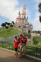 Disneyland Junio 2017
