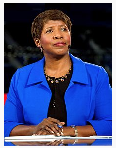 R.I.P. Gwen Ifill