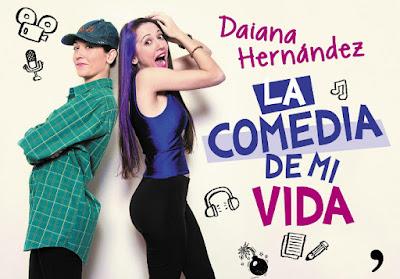 LIBRO - La comedia de mi vida  Daiana Hernández (Temas de Hoy - 2015)  YOUTUBER | Comprar en Amazon España