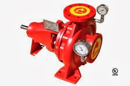 Naffco End Suction Fire Pumps