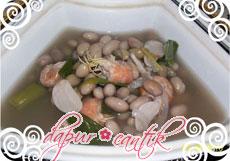 Gambar Resep Masakan Sayur Kacang Merah Dapur Cantik