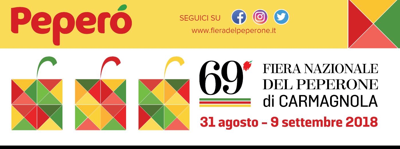 69ma FIERA DEL PEPERONE DI CARMAGNOLA