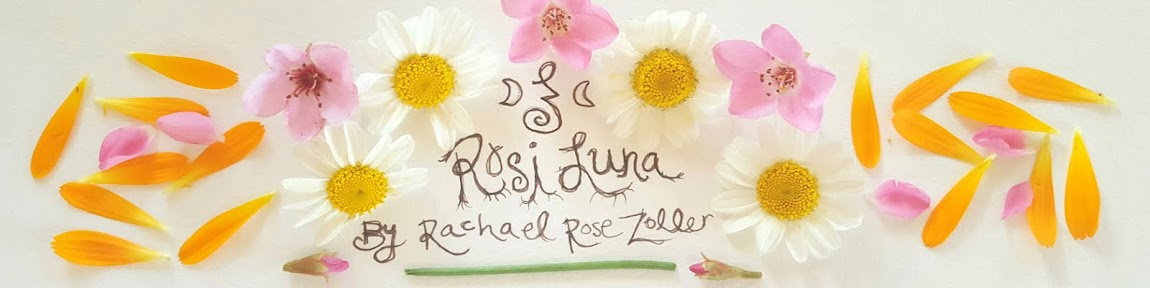 ☽♡☾ Rosi Luna Blog : Art, Herbs & Womens Health