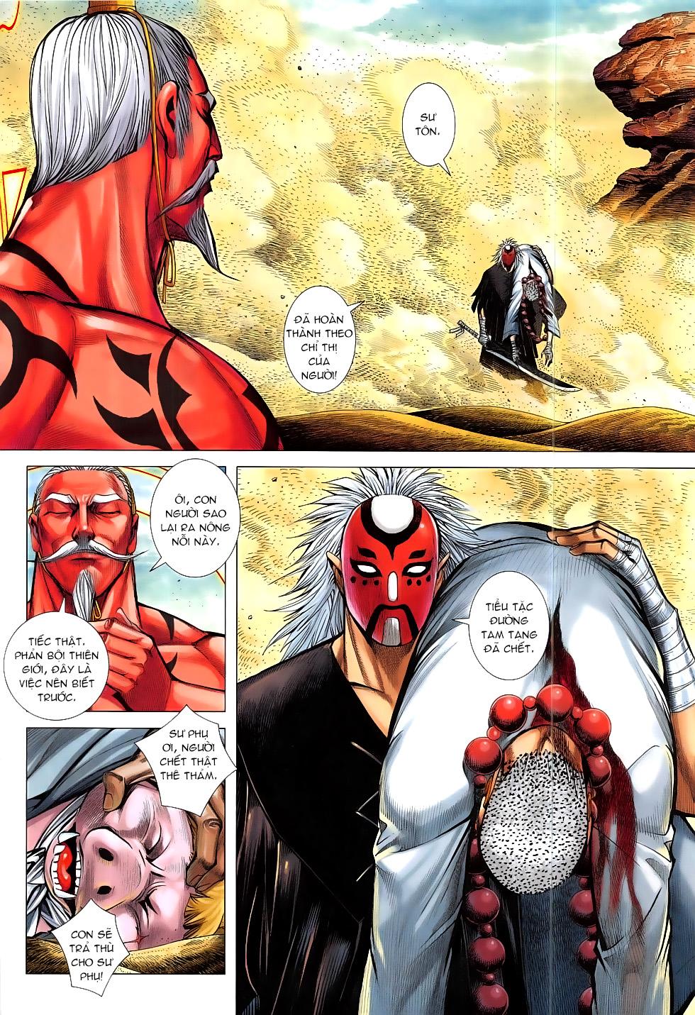 Tây Du chap 24 Trang 20 - Mangak.info
