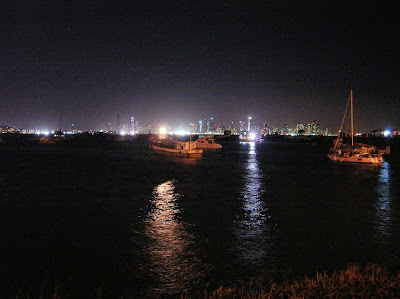 Calzada Amador, Causeway, Ciudad de Panamá, round the world, La vuelta al mundo de Asun y Ricardo, mundoporlibre.com