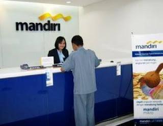 Lowongan Kerja Terbaru 2013 PT Bank Mandiri Persero Tbk - D3 dan S1 Fresh Graduate