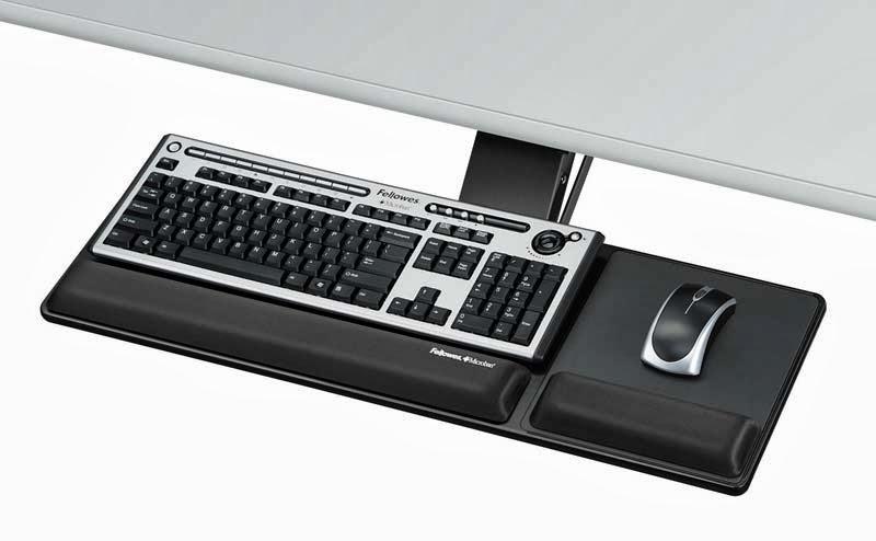 Ergonomic Keyboard Tray