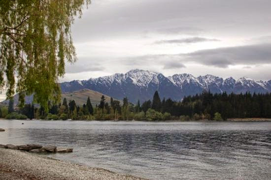 Top 25 destinations in the world: Queenstown, New Zealand