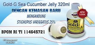 Agen Jelly Gamat Gold G Banten