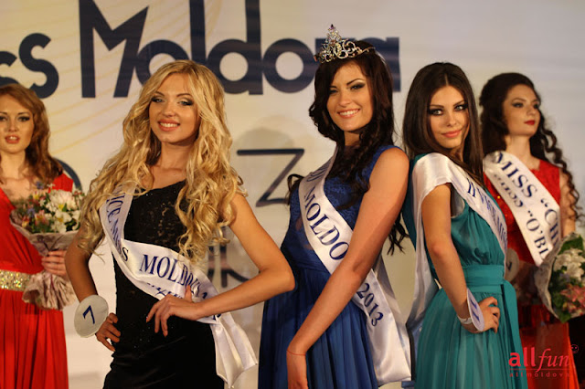 Miss Moldova World 2013 Valeria Tsurkan