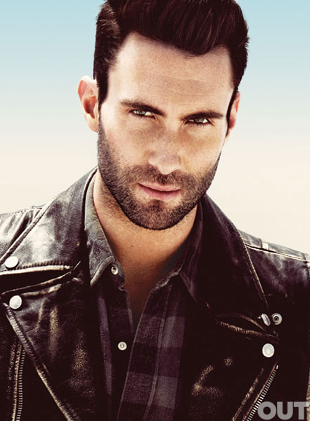 Levine also shares about his brother who is gay and how families with a gay ...