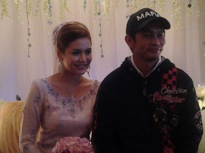 fizz fairuz dan Azlyn Massiela