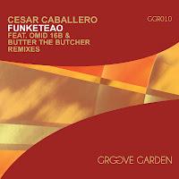 Cesar Caballero Funketeao Groove Garden