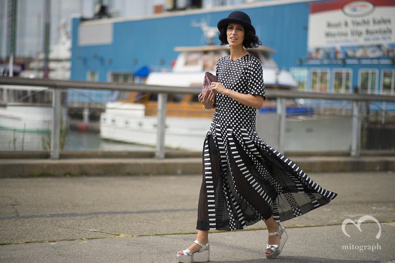 mitograph Yasmin Sewell After Karen Walker New York Fashion Week 2014 Spring Summer NYFW Street Style Shimpei Mito