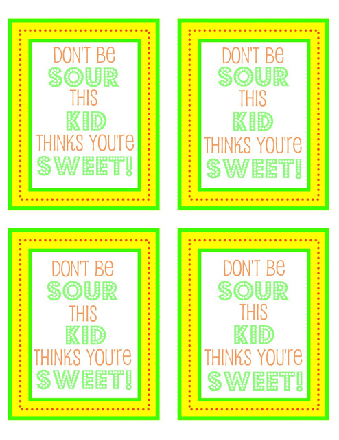 candy bag quotes