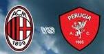 AC Milan vs Perugia
