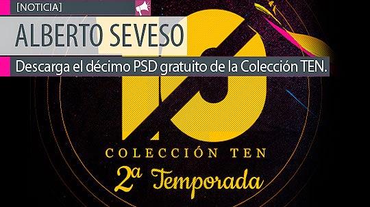 Alberto Seveso décimo artista de la Colección TEN