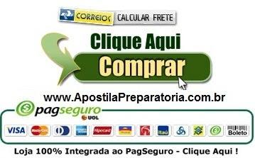 Apostila PM/MG CFO 2015 de Minas Gerais.
