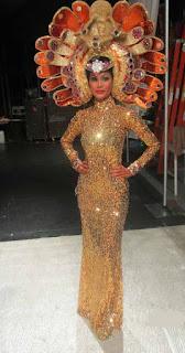 Miss Sri Lanka 2012 Sabrina Herft