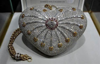 1. 1001 Nights Diamond Purse